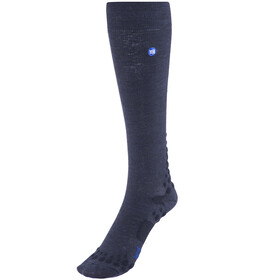 Compressport Care Calze da corsa blu